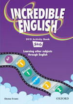 Incredible English 2ed. 5 DVD Activity Book (Level 5 & 6)